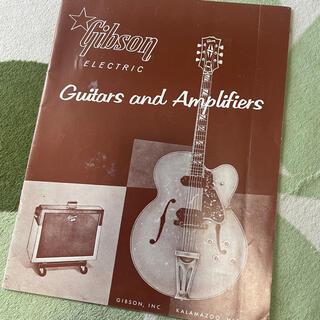 ギブソン(Gibson)のGibsonのカタログ(エレキギター)