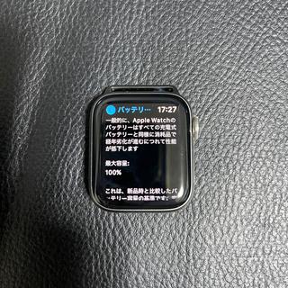 Apple Watch - Apple Watch Series 5 GPS+Cellularモデル40mm