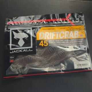 ジャッカル(JACKALL)のジャッカルDRIFT CRABドリフトクラブ45(ルアー用品)