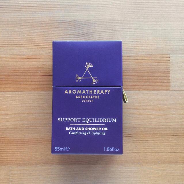 AROMATHERAPY ASSOCIATES(アロマセラピーアソシエイツ)の即購入OK!新品♡ アロマセラピーアソシエイツ エクイリブリバム バスオイル コスメ/美容のボディケア(入浴剤/バスソルト)の商品写真