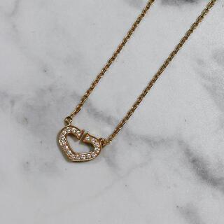 Cartier - 6/20まで CARTIER ハート ネックレス