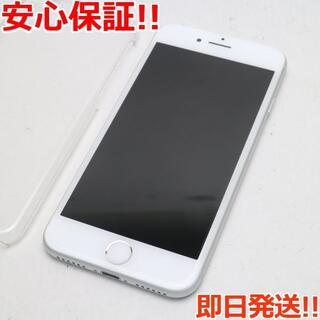 アイフォーン(iPhone)の新品同様 DoCoMo iPhone7 32GB シルバー (スマートフォン本体)