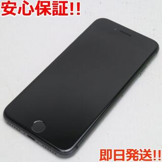 アイフォーン(iPhone)の美品 SIMフリー iPhone8 256GB スペースグレイ (スマートフォン本体)