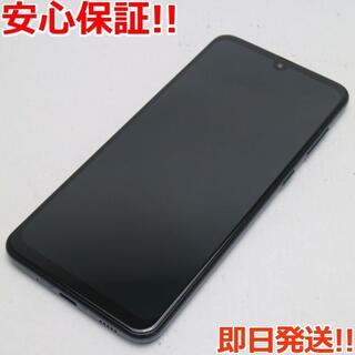 ギャラクシー(Galaxy)の良品中古 SCV43 Galaxy A30 ブラック (スマートフォン本体)