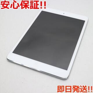 アップル(Apple)の超美品 iPad mini Wi-Fi64GB ホワイト (タブレット)