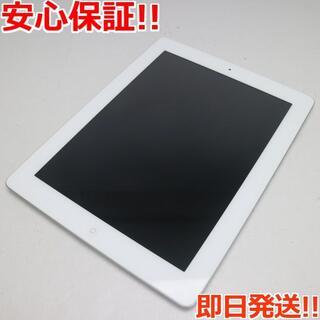 アップル(Apple)の超美品 iPad第4世代Wi-Fi32GB ホワイト (タブレット)