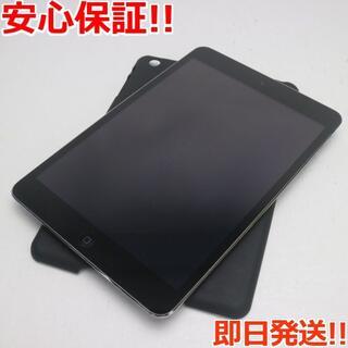 アップル(Apple)の美品 iPad mini Retina Wi-Fi 16GB グレイ (タブレット)