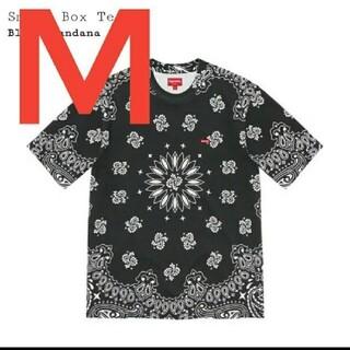 Supreme - シュプリーム supreme ペイズリー スモールボックスロゴ Tシャツ 21