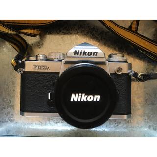 Nikon - FM3A Nikon 美品 即日発送