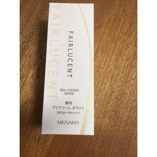 メナード(MENARD)のメナード フェアルーセント 薬用 デイクリーム ホワイト(化粧下地)