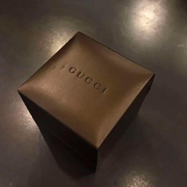 Gucci(グッチ)のGUCCI グッチ K18 ブラックダイヤモンド セパレートクロスネックレス メンズのアクセサリー(ネックレス)の商品写真