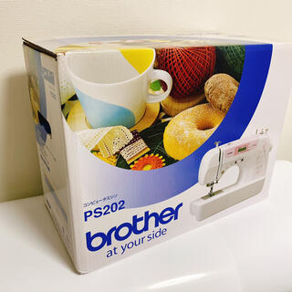 brother - 特売品 新品未開封 brother PS202 ブラザー ミシン