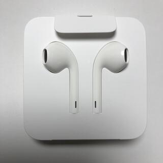 Apple - iPhone 純正 イヤホン(変換アダプタ無し)