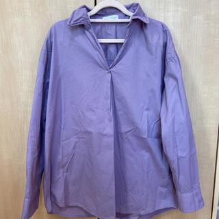 セブンデイズサンデイ(SEVENDAYS=SUNDAY)のスキッパーシャツ(シャツ/ブラウス(長袖/七分))