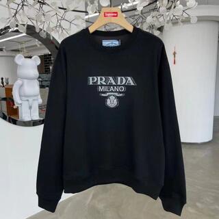 PRADA - PRADA ロゴスウェット