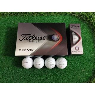 NEW Titleist タイトリスト PRO V1X ゴルフボール 3ダース