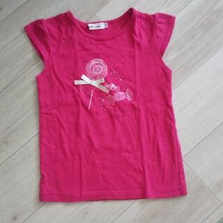ベベ(BeBe)のBEBE パフスリーブTシャツ(Tシャツ/カットソー)