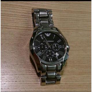 エンポリオアルマーニ(Emporio Armani)のエンポリオアルマーニ  クロノグラフ 時計(腕時計(アナログ))