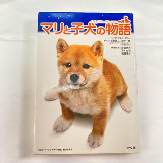 マリと子犬の物語(絵本/児童書)