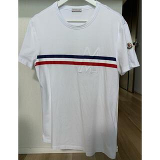 MONCLER - 2020年春夏 モンクレール ロゴTシャツ 1回使用 サイズM