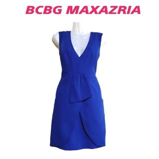 ビーシービージーマックスアズリア(BCBGMAXAZRIA)のBCBG MAXAZRIA・ノースリーブワンピース(ミニワンピース)