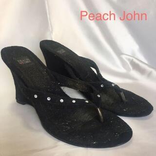 ピーチジョン(PEACH JOHN)の【Peach John】ハイヒール サンダル(サンダル)