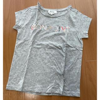 Bonpoint - 水通しのみ ボンポワン シンプルTシャツ 8a