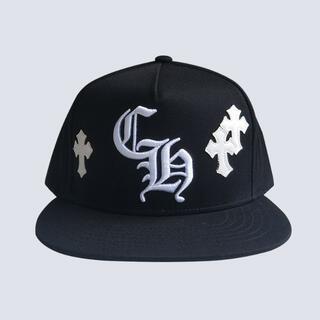 Chrome Hearts - クロムハーツ 帽子 キャップ  黒