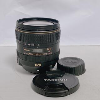 Nikon - Nikon AF-S DX 16-80mm  f/2.8-4E ED VR