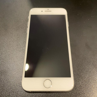 Apple - iPhone8 256GB Silver SIM-free
