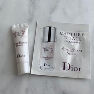 ディオール(Dior)のDior カプチュール トータル セル(美容液)