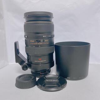 ニコン(Nikon)のNikon AF NIKKOR 80-400mm F4.5-5.6D ED VR(レンズ(ズーム))