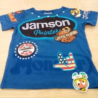 JAM - JAM 110cm 半袖Tシャツ 02MN06171615