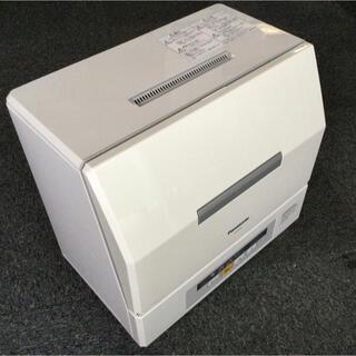 Panasonic - パナソニック 食器洗い乾燥機 プチ食洗 ホワイト NP-TCR3-W