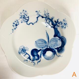 マイセン(MEISSEN)の新品 マイセン ブルーオーキッドプレート A(食器)