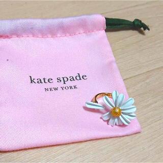 kate spade new york - ケイトスペード デイジー フラワーリング指輪新品