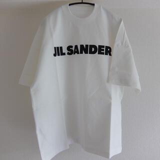Jil Sander - 21ss jil sander メンズ ロゴTシャツ