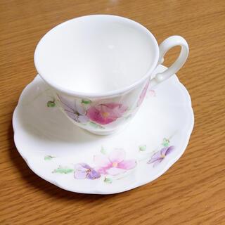 ノリタケ(Noritake)のノリタケ♡カップ&ソーサーのセット(食器)