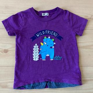 ラグマート(RAG MART)の100 恐竜Tシャツ ダイナソー ラグマート (Tシャツ/カットソー)