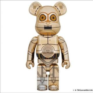 MEDICOM TOY - BE@RBRICK C-3PO(TM) 1000% メディコムトイ