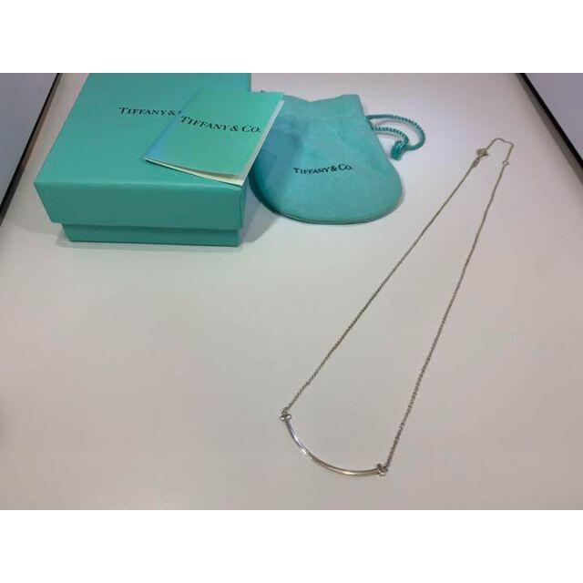 Tiffany & Co.(ティファニー)のネックレス ティファニー スマイル 定番 レディースのアクセサリー(ネックレス)の商品写真