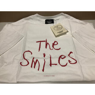 BEAUTY&YOUTH UNITED ARROWS - 新品 6 roku ロク TODAY x 6 THE SMILES Tシャツ