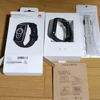 HUAWEI - Huawei band 6 グローバル版 未使用品