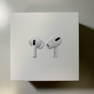 Apple - 【新品未使用】Apple AirPods Pro エアーポッズ プロ  本体