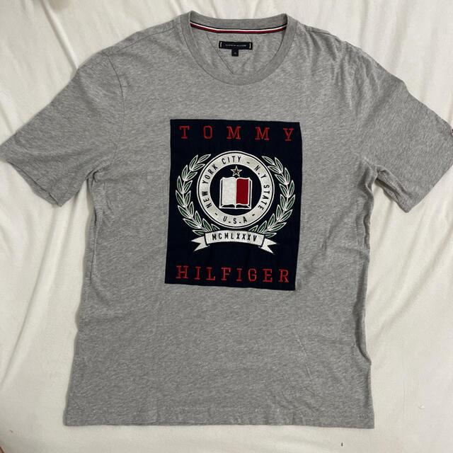 TOMMY HILFIGER(トミーヒルフィガー)の未使用品 トミー半袖Tシャツ メンズのトップス(Tシャツ/カットソー(半袖/袖なし))の商品写真