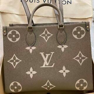 LOUIS VUITTON - ルイヴィトンオンザゴーMM トートバッグ ショルダーバッグ 2WAYバッグ
