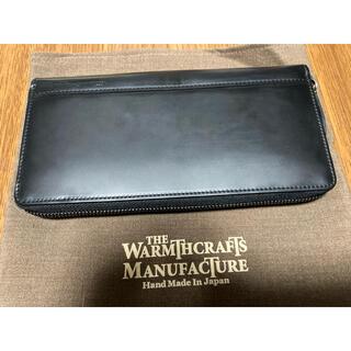 ガンゾ(GANZO)のThe Warmthcrafts-Manufacture ラウンドジップ長財布(長財布)