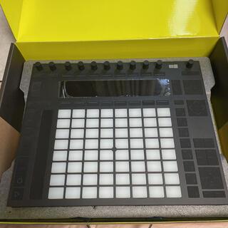 【美品】Ableton Push2 ライセンス譲渡可能(MIDIコントローラー)