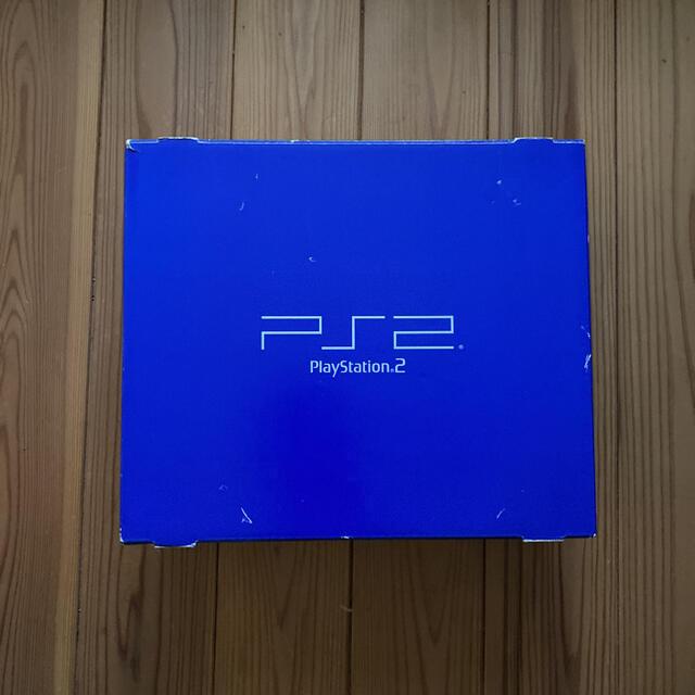 PlayStation2(プレイステーション2)のSONY PlayStation2 SCPH-30000 エンタメ/ホビーのゲームソフト/ゲーム機本体(家庭用ゲーム機本体)の商品写真