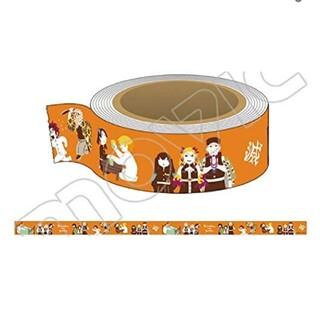 鬼滅の刃◆マスキングテープ ゆるパレット 其の肆 4 柱 煉獄 杏寿郎 宇髄 冨